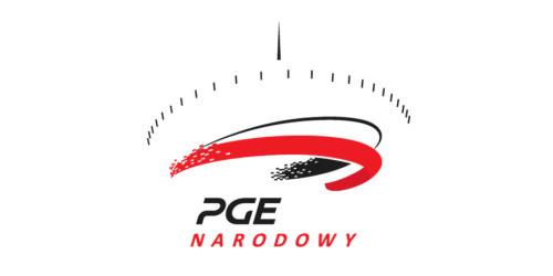 Logo PGE Narodowy