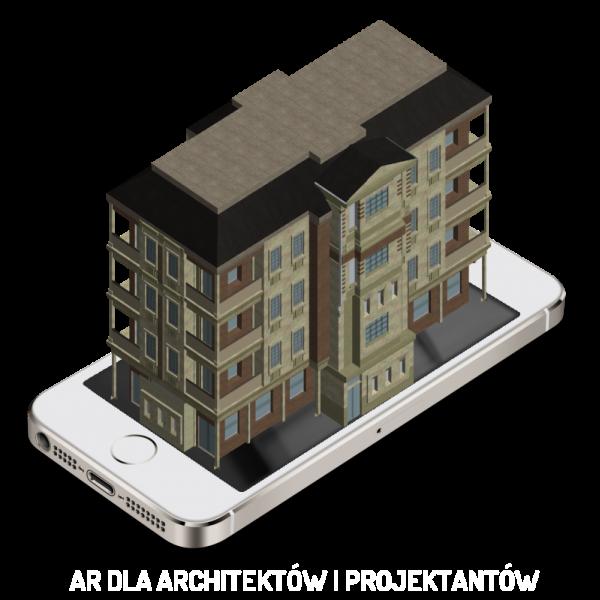 AR dla architektów i projektantów