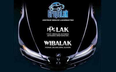 Portfolio stron www - GrupaLak