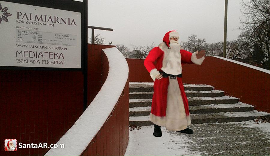 Santa Claus AR