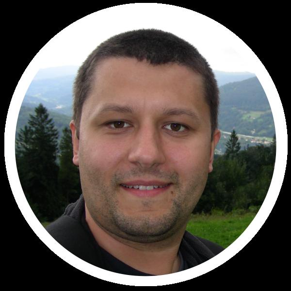 Maciej Schmidt - ekspert Augmented Reality, prelegent, programista, przedsiębiorca